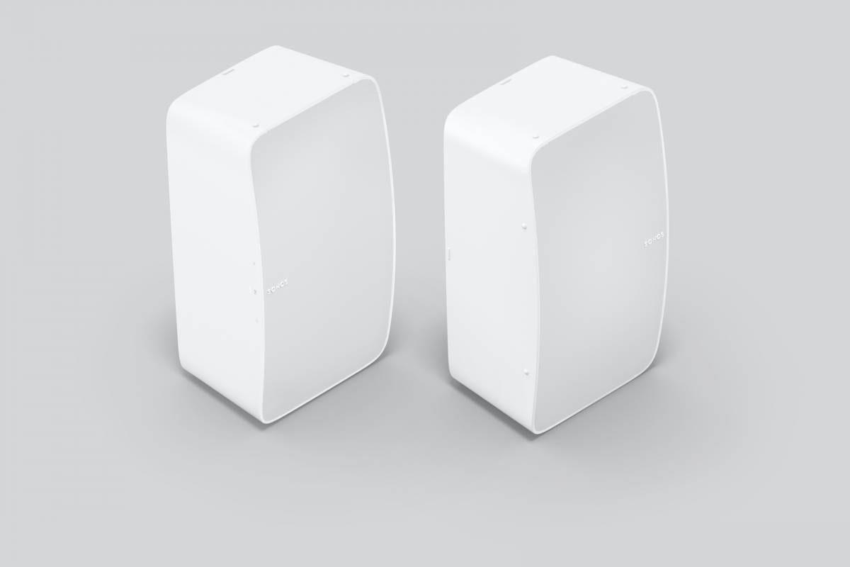SonosFivePairWhite-1200×800